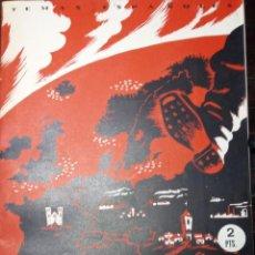 Coleccionismo de Revista Temas Españoles: CONQUISTA POR EL TERROR. LELANS STOWE. PUBLICADO EN 1952.. Lote 227189400
