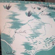 Coleccionismo de Revista Temas Españoles: FRENTES DEL SUR. FRANCISCO NARBONA. PUBLICADO EN 1953. Nº 24. Lote 227812410