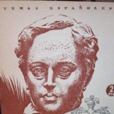 Coleccionismo de Revista Temas Españoles: DONOSO CORTES. SANTIAGO GALINDO HERRERO. PUBLICADO EN 1953. Nº 26. Lote 227826180