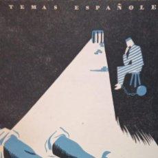 Coleccionismo de Revista Temas Españoles: REGENERACIÓN DEL PRESO. VALENTÍN FERANDEZ CUEVAS. PUBLICADO EN 1953. Nº 27. Lote 227826610