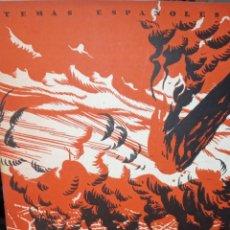 Coleccionismo de Revista Temas Españoles: LA SEMANA TRÁGICA DE BARCELONA. EDUARDO COMÍN COLOMER. PUBLICADO EN 1953. Nº 28. Lote 227828175