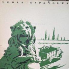 Coleccionismo de Revista Temas Españoles: CALVO SOTELO. ENRIQUE DEL CORRAL. PUBLICADO EN 1953. Nº 29. Lote 227828420
