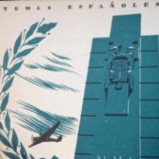 Coleccionismo de Revista Temas Españoles: EL GENERAL MOLA. ENRIQUE CORMA. PUBLICADO EN 1953. Nº 32. Lote 227830172