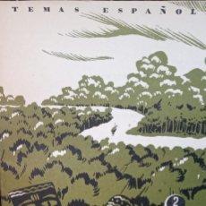 Coleccionismo de Revista Temas Españoles: ORELLANA. DESCUBRIDOR DEL AMAZONAS. LUIS DE FONTEFRIAS. PUBLICADO EN 1953. Nº 34. Lote 227830855