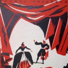 Coleccionismo de Revista Temas Españoles: EL TEATRO. MINES GARCIA ESCALERA. PUBLICADO EN 1953. Nº 36. Lote 227832375