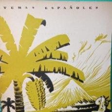 Collectionnisme de Magazine Temas Españoles: CANARIAS. OCTAVIO DÍAZ PINES Y FERNANDO PACHECO. PUBLICADO EN 1953. Nº 67. Lote 228112225