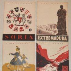 Coleccionismo de Revista Temas Españoles: LOTE 58 EJEMPLARES - TEMAS ESPAÑOLES - DIVERSAS TEMÁTICAS - VER FOTOS. Lote 228973270