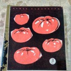 Collectionnisme de Magazine Temas Españoles: TEMAS ESPAÑOLES - Nº 384 - EL TOMATE - FRANCISCO TORMO. Lote 229098670