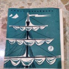 Coleccionismo de Revista Temas Españoles: TEMAS ESPAÑOLES - Nº 281 - BLAS DE LEZO - DOMINGO MANFREDI. Lote 229117580