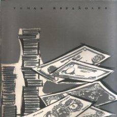 Collectionnisme de Magazine Temas Españoles: LA CASA DE LA MONEDA. OSCAR NÚÑEZ MAYO. PUBLICADO EN 1957. Nº296. Lote 229281240