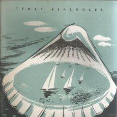 Collectionnisme de Magazine Temas Españoles: SAN SEBASTIÁN. JORGE DE VIGO. PUBLICADO EN 1957. Nº349. Lote 229281665