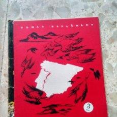 Collectionnisme de Magazine Temas Españoles: TEMAS ESPAÑOLES - Nº 329 - POLÍTICA INTERNACIONAL (1939-1957) TOMÁS BORRÁS. Lote 229323240