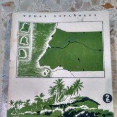 Collectionnisme de Magazine Temas Españoles: TEMAS ESPAÑOLES - Nº 76 - LA GUINEA ESPAÑOLA - ENRIQUE ARROJAS GÓMEZ. Lote 229657195
