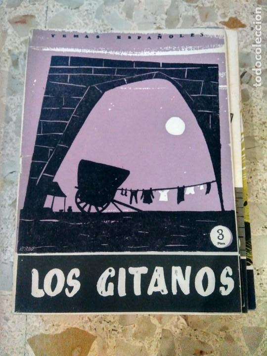 TEMAS ESPAÑOLES - Nº 314 - LOS GITANOS - DOMINGO MANFREDI CANO (Papel - Revistas y Periódicos Modernos (a partir de 1.940) - Revista Temas Españoles)