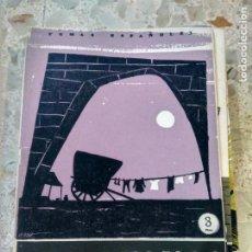 Collectionnisme de Magazine Temas Españoles: TEMAS ESPAÑOLES - Nº 314 - LOS GITANOS - DOMINGO MANFREDI CANO. Lote 229661530