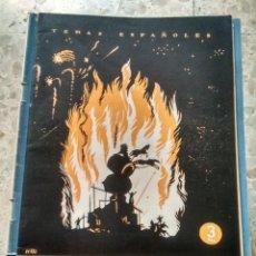 Collectionnisme de Magazine Temas Españoles: TEMAS ESPAÑOLES - Nº 103 - VALENCIA - JUAN LUGO ROIG. Lote 231909900