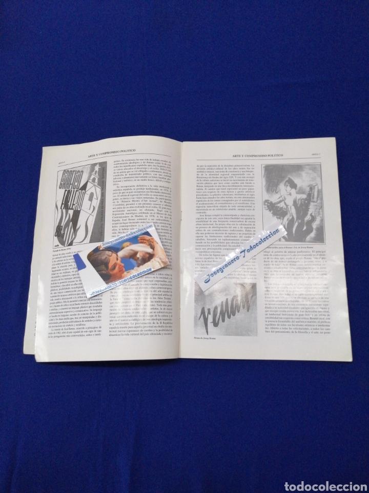 Coleccionismo de Revista Temas Españoles: ARTFA REVISTA FALLERA INVESTIGACIÓN NUMERO 10 - 1995 - Foto 3 - 233840505