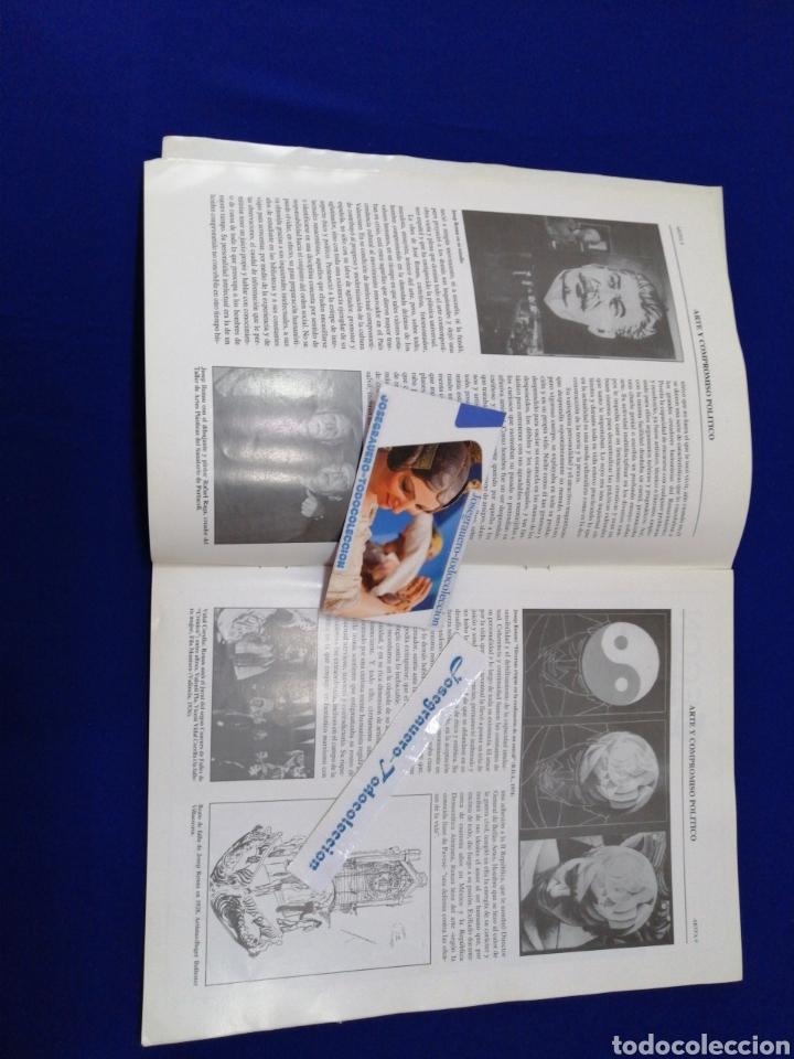Coleccionismo de Revista Temas Españoles: ARTFA REVISTA FALLERA INVESTIGACIÓN NUMERO 10 - 1995 - Foto 4 - 233840505