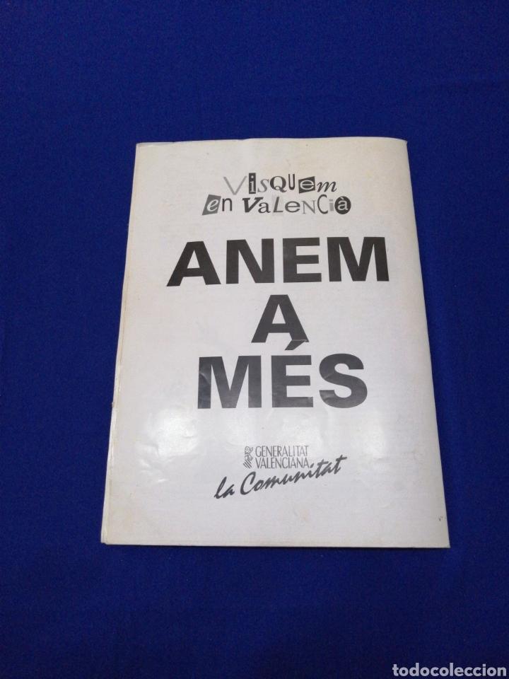 Coleccionismo de Revista Temas Españoles: ARTFA REVISTA FALLERA INVESTIGACIÓN NUMERO 10 - 1995 - Foto 8 - 233840505