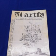Collectionnisme de Magazine Temas Españoles: ARTFA GREMIO ARTISTAS FALLEROS 1993. Lote 234001350