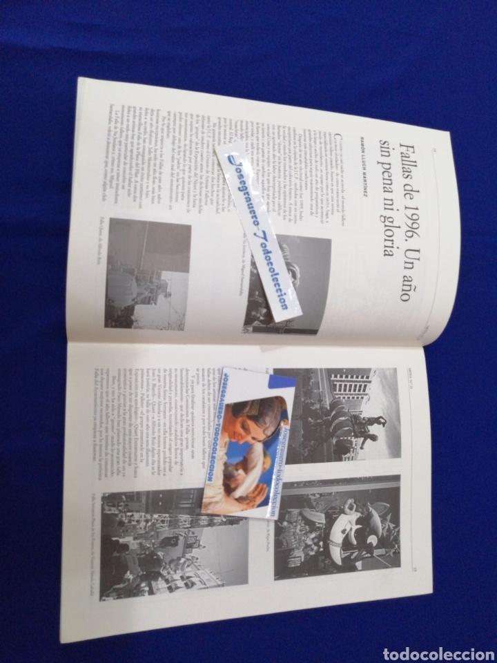 Coleccionismo de Revista Temas Españoles: ARTFA GREMIO ARTISTAS FALLEROS 1996 - Foto 6 - 234002665