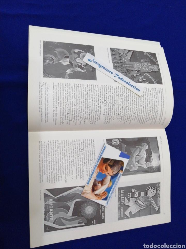 Coleccionismo de Revista Temas Españoles: ARTFA GREMIO ARTISTAS FALLEROS 1996 - Foto 7 - 234002665