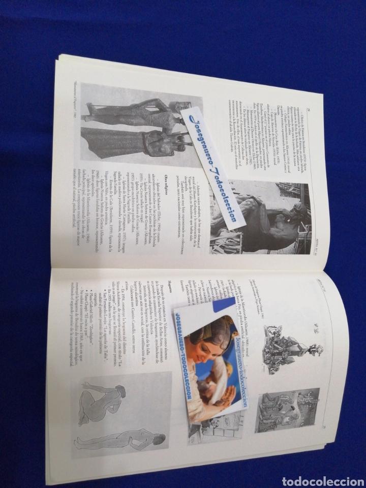 Coleccionismo de Revista Temas Españoles: ARTFA GREMIO ARTISTAS FALLEROS 1996 - Foto 9 - 234002665