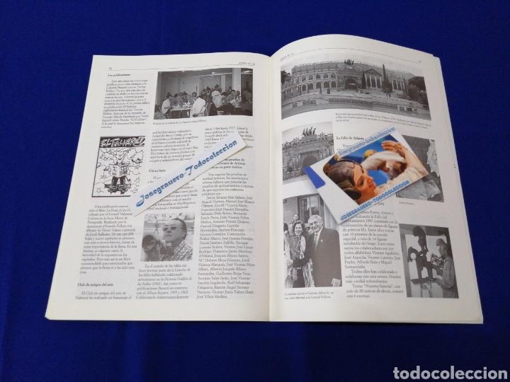 Coleccionismo de Revista Temas Españoles: ARTFA GREMIO ARTISTAS FALLEROS 1996 - Foto 11 - 234002665