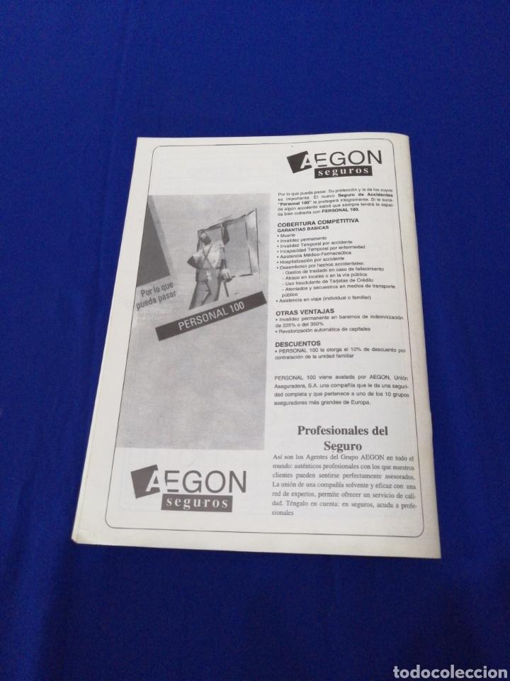 Coleccionismo de Revista Temas Españoles: ARTFA GREMIO ARTISTAS FALLEROS 1996 - Foto 13 - 234002665