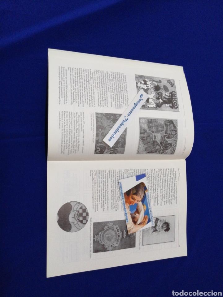 Coleccionismo de Revista Temas Españoles: ARTFA GREMIO ARTISTAS FALLEROS 1996 - Foto 6 - 234003785