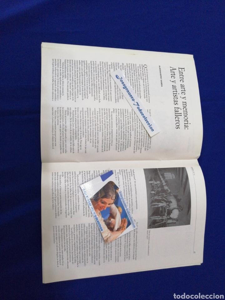 Coleccionismo de Revista Temas Españoles: ARTFA GREMIO ARTISTAS FALLEROS 1996 - Foto 8 - 234003785