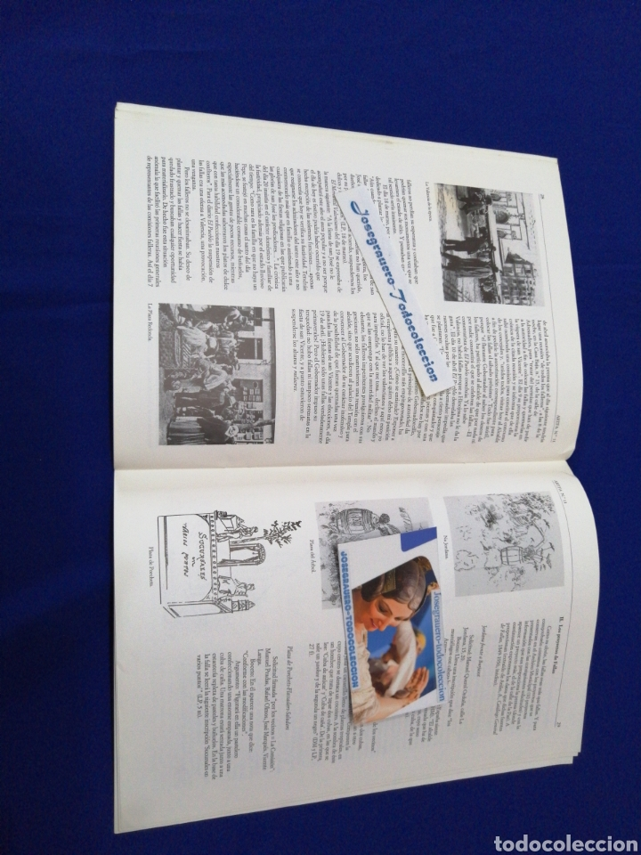 Coleccionismo de Revista Temas Españoles: ARTFA GREMIO ARTISTAS FALLEROS 1996 - Foto 9 - 234003785