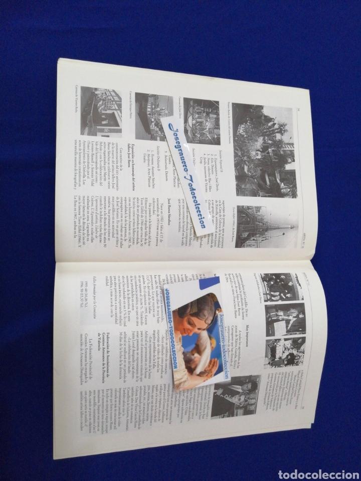 Coleccionismo de Revista Temas Españoles: ARTFA GREMIO ARTISTAS FALLEROS 1996 - Foto 10 - 234003785