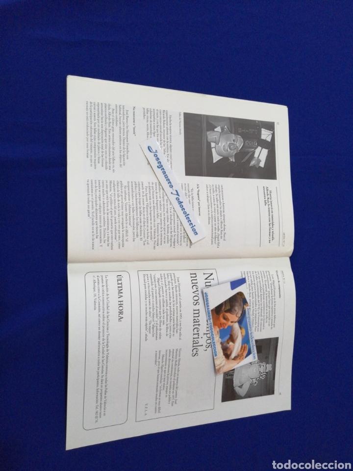 Coleccionismo de Revista Temas Españoles: ARTFA GREMIO ARTISTAS FALLEROS 1996 - Foto 12 - 234003785