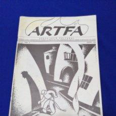 Coleccionismo de Revista Temas Españoles: ARTFA GREMIO ARTISTAS FALLEROS 1996. Lote 234003785