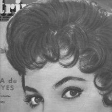 Coleccionismo de Revista Temas Españoles: REVISTA TRIUNFO Nº 778 AÑO 1961 EN PORTADA JOAN COLLINS. Lote 234358400