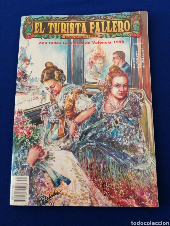 EL TURISTA FALLERO 1996 (Papel - Revistas y Periódicos Modernos (a partir de 1.940) - Revista Temas Españoles)