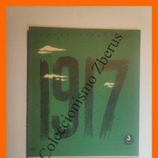 Coleccionismo de Revista Temas Españoles: UN AÑO TURBIO 1917 . TEMAS ESPAÑOLES Nº 70 - EDUARDO COMIN COLOMER. Lote 235445050