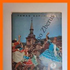 Coleccionismo de Revista Temas Españoles: MUJERES DE ESPAÑA . TEMAS ESPAÑOLES Nº 74 (1963). Lote 235454385