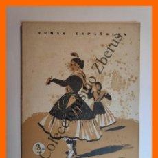 Coleccionismo de Revista Temas Españoles: MUJERES DE ESPAÑA . TEMAS ESPAÑOLES Nº 74 (1958). Lote 235454805