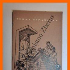 Coleccionismo de Revista Temas Españoles: UNIVERSIDADES GLORIOSAS .- TEMAS ESPAÑOLES Nº 101 - JORGE DE VIGO. Lote 235457430