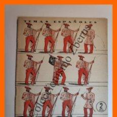 Coleccionismo de Revista Temas Españoles: PRIMERA GUERRA CARLISTA . TEMAS ESPAÑOLES Nº 110 - SANTIAGO GALINDO HERRERO. Lote 235458450