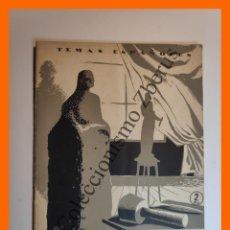 Coleccionismo de Revista Temas Españoles: ESCULTORES ESPAÑOLES . TEMAS ESPAÑOLES Nº 113 - FRANCISCO POMPEY. Lote 235461135