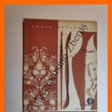Coleccionismo de Revista Temas Españoles: REALES FABRICAS . TEMAS ESPAÑOLES Nº 124 - JORGE DE VIGO (1959). Lote 235465240