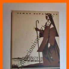 Coleccionismo de Revista Temas Españoles: SANTA TERESA DE JESUS . TEMAS ESPAÑOLES Nº 127 - ALFREDO ISASI GARCIA. Lote 235465790