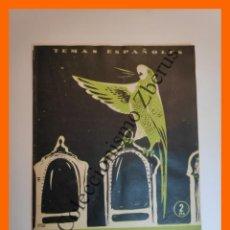 Coleccionismo de Revista Temas Españoles: LA PRIMERA REPUBLICA . TEMAS ESPAÑOLES Nº 134 - SANTIAGO GALINDO HERRERO. Lote 235627965