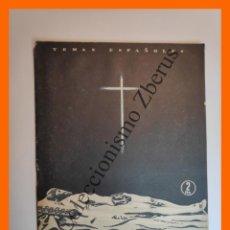 Coleccionismo de Revista Temas Españoles: IMAGINEROS . TEMAS ESPAÑOLES Nº 144 - JOSE GUILLOT CARRATALA. Lote 235628155