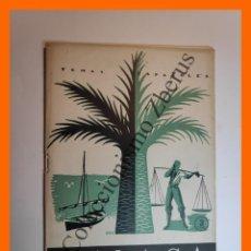 Coleccionismo de Revista Temas Españoles: MALAGA . TEMAS ESPAÑOLES Nº 150 - JOSE CRUCES POZO. Lote 235628915