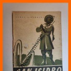 Coleccionismo de Revista Temas Españoles: SAN ISIDRO . TEMAS ESPAÑOLES Nº 153. Lote 235629335