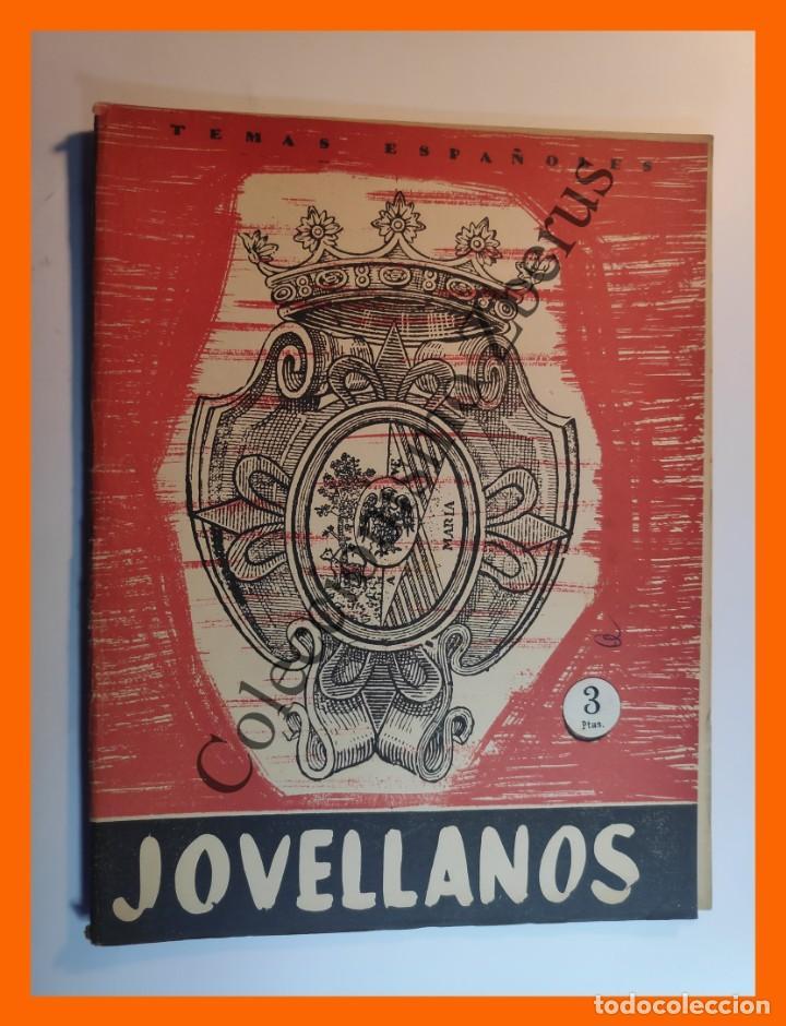 JOVELLANOS . TEMAS ESPAÑOLES Nº 241 - LUIS AGUIRRE PRADO (Papel - Revistas y Periódicos Modernos (a partir de 1.940) - Revista Temas Españoles)